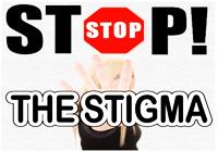 STOP THE STIGMA Veronica 200