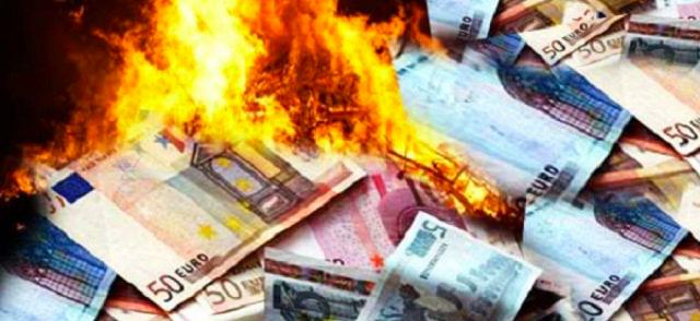 Derivati, bruciati già 29 miliardi