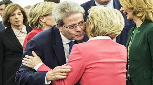 Anche Tremonti ora spinge l'Italia 4