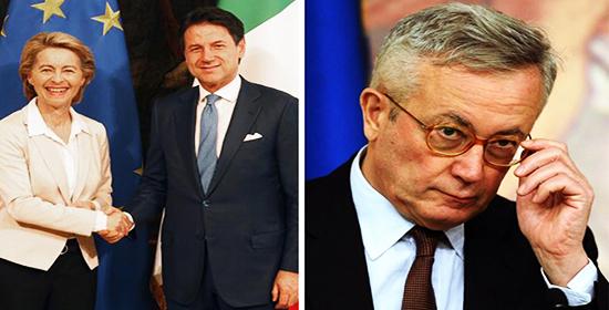 Anche Tremonti ora spinge l'Italia